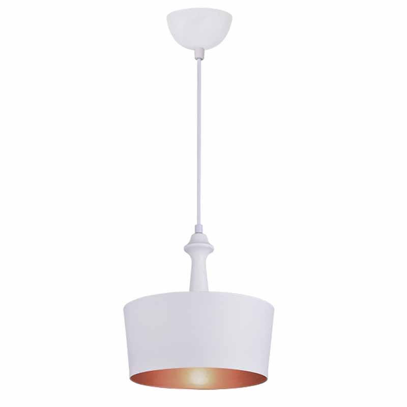 Φωτιστικό Οροφής Μονόφωτο Zambelis 180095 White Matt