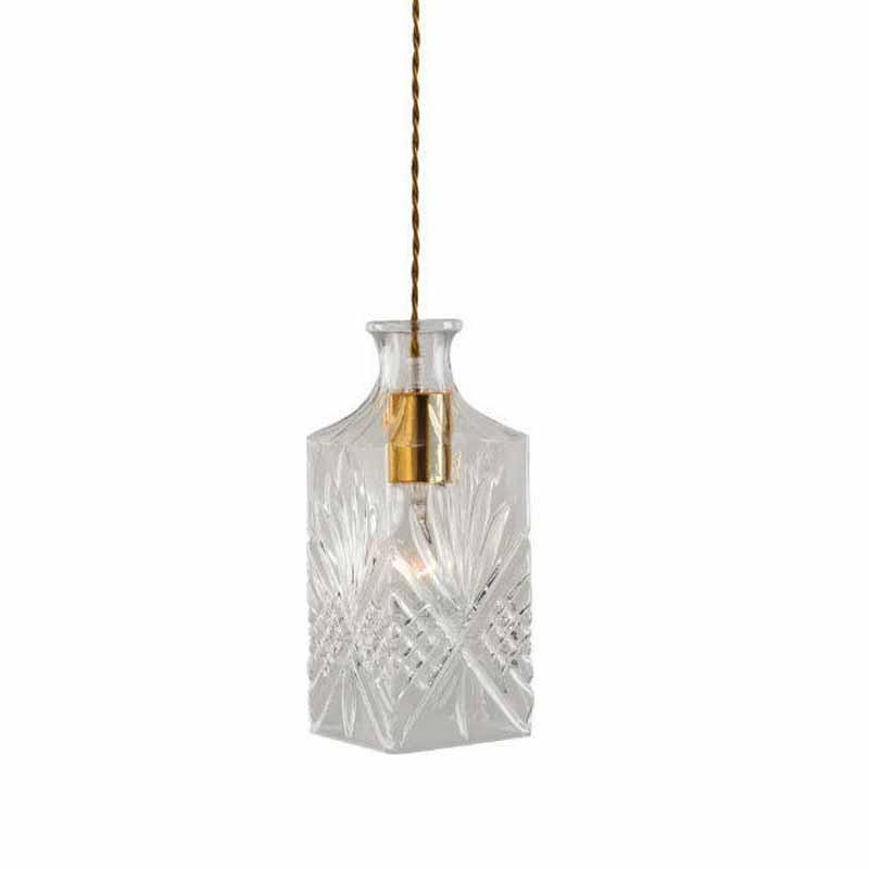 Φωτιστικό Οροφής Μονόφωτο Zambelis 15102 Clear