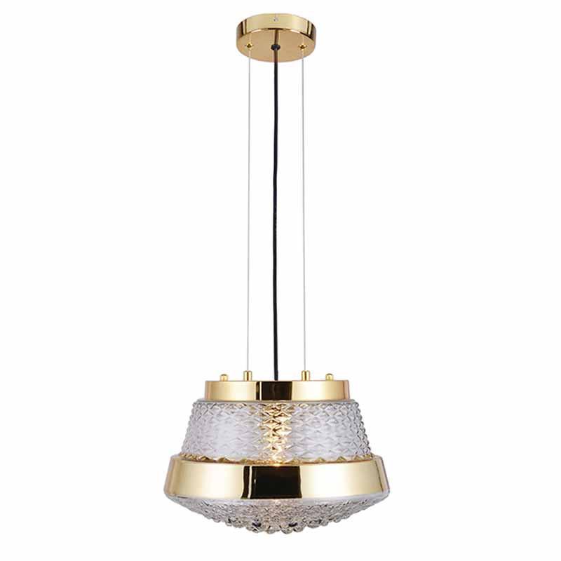 Φωτιστικό Οροφής Μονόφωτο Zambelis 17083 Gold