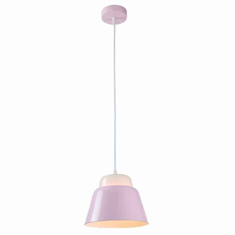 Φωτιστικό Οροφής Μονόφωτο Zambelis 180060 Pink