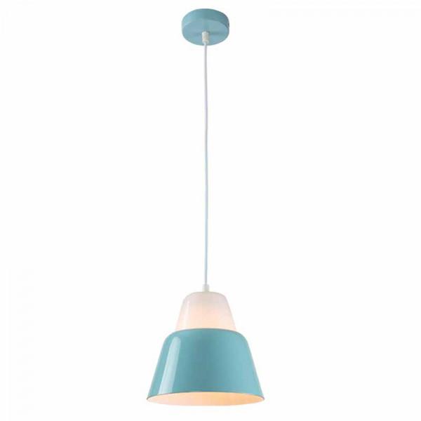 Φωτιστικό Οροφής Μονόφωτο Zambelis 180061 Petrol