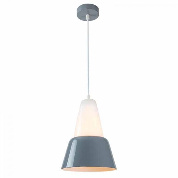 Φωτιστικό Οροφής Μονόφωτο Zambelis 180062 Grey