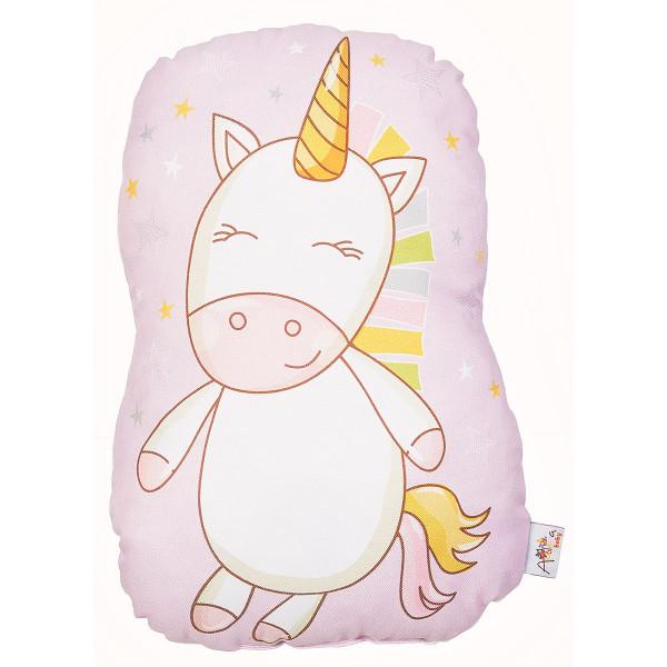 Διακοσμητικό Μαξιλάρι (24x36) Apolena Unicorn Pink 530-5940/1