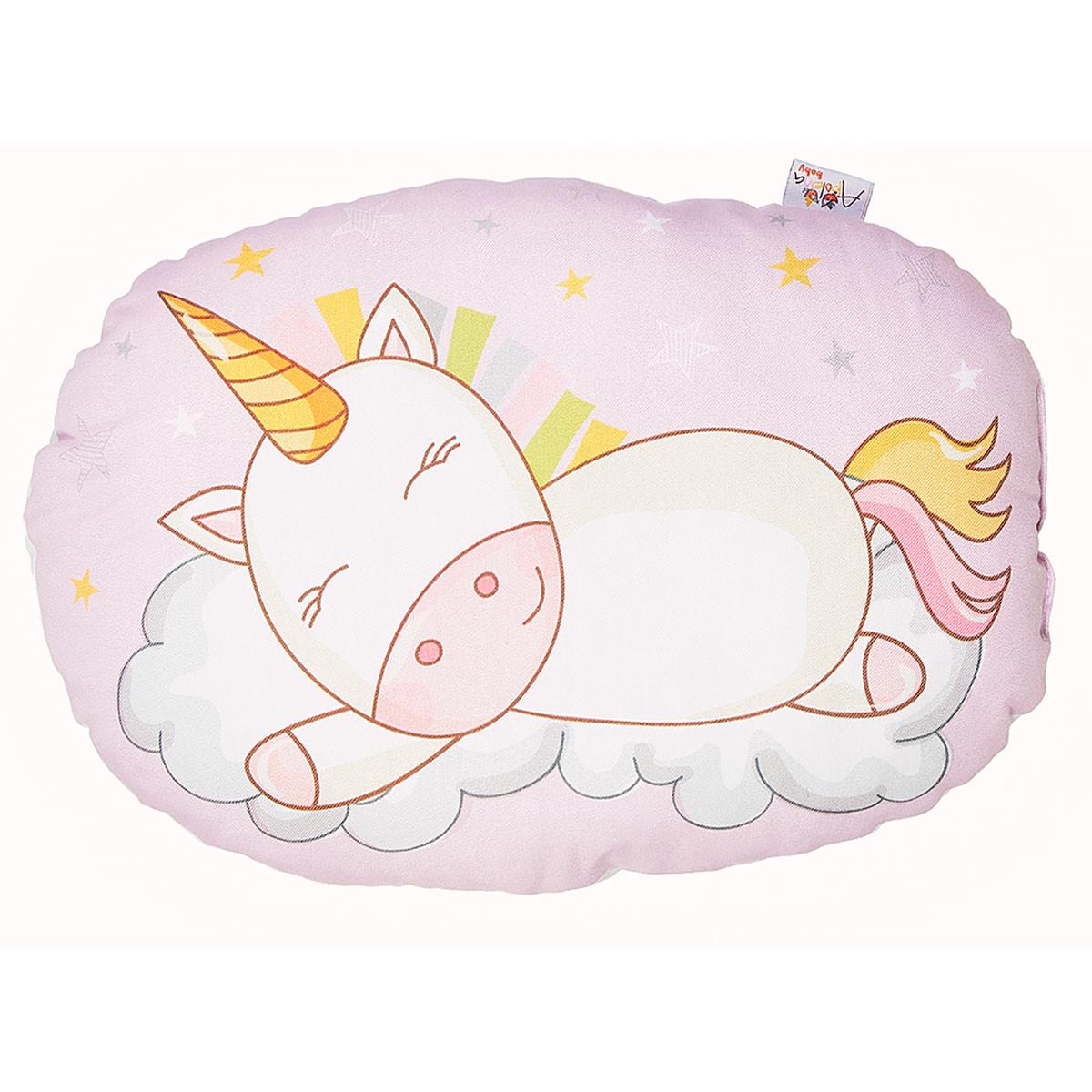 Διακοσμητικό Μαξιλάρι Apolena Unicorn Pink 530-5939/1