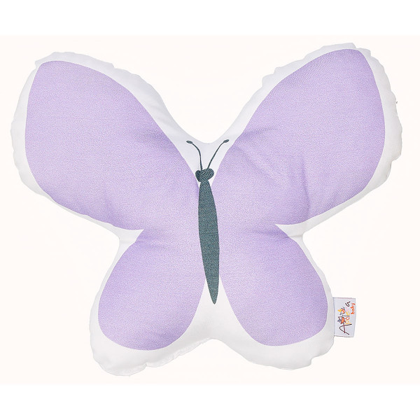 Διακοσμητικό Μαξιλάρι (26x30) Apolena Butterfly Lilac 530-5005/1