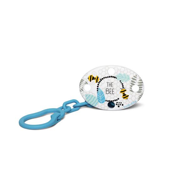Κλιπ Πιπίλας Suavinex Bee Blue 304962