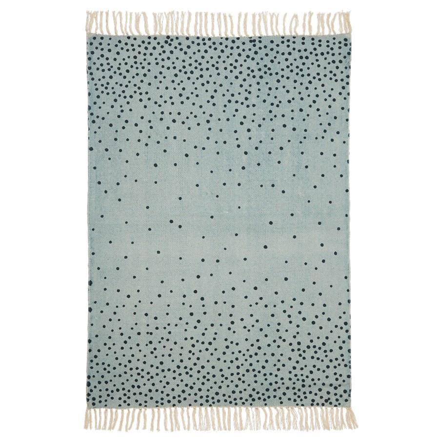 Παιδικό Χαλί (90×120) Done By Deer Blue BR73003
