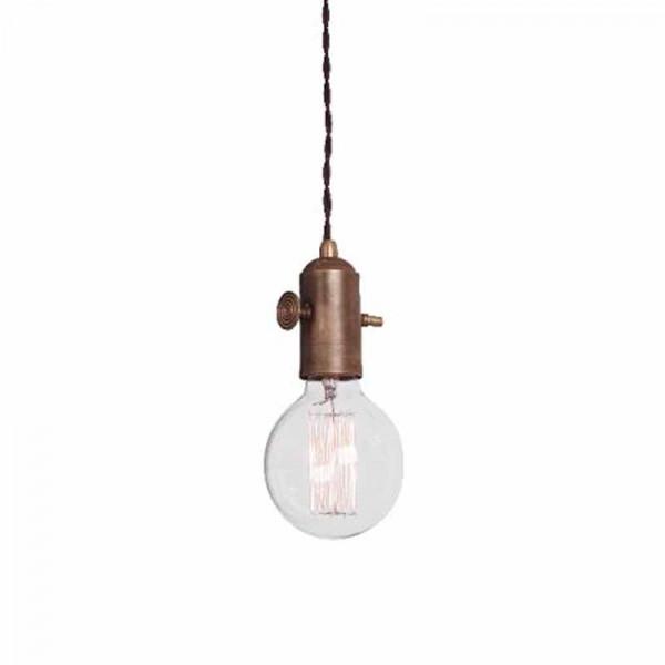Ανάρτηση Φωτιστικού Οροφής Zambelis 14111 Brass