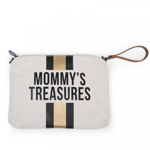 Νεσεσέρ ChildHome Mommy Treasures Stripes Black/Gold 73462