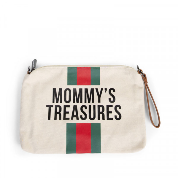 Νεσεσέρ ChildHome Mommy Treasures Stripes Green/Red 73463