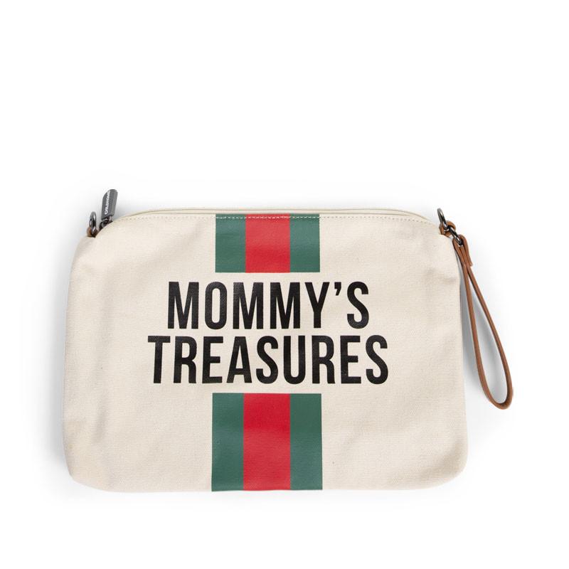Νεσεσέρ ChildHome Mommy Treasures Stripes Green/Red 73463
