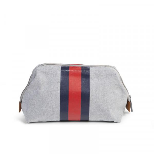 Νεσεσέρ ChildHome Baby Necessities Stripes Red/Blue 73465