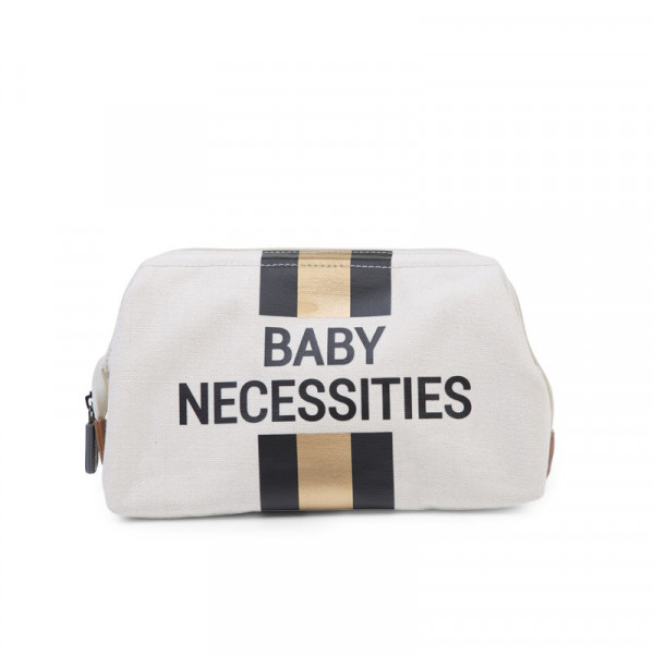Νεσεσέρ ChildHome Baby Necessities Stripes Black/Gold 73466