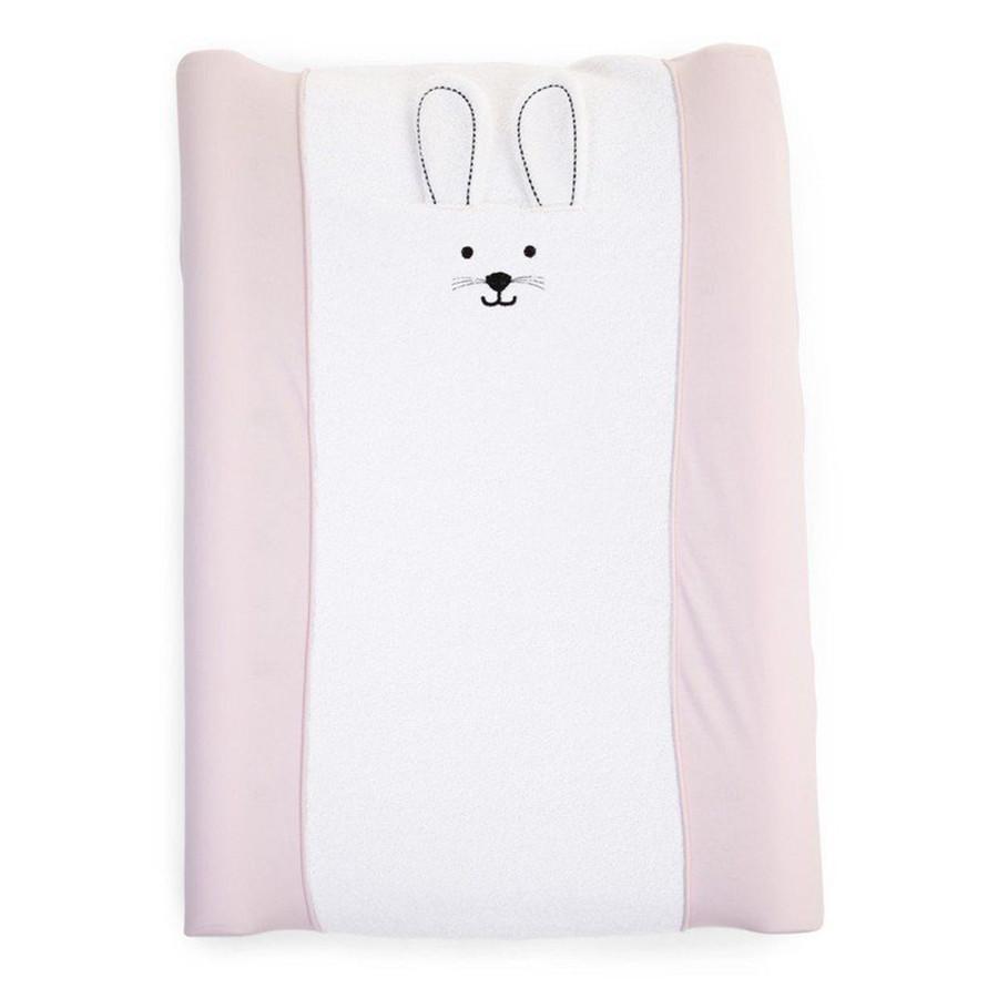 Κάλυμμα Αλλαξιέρας ChildHome Rabbit Pink 73577