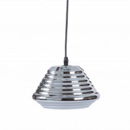 Φωτιστικό Οροφής Μονόφωτο Zambelis 1432 Chrome