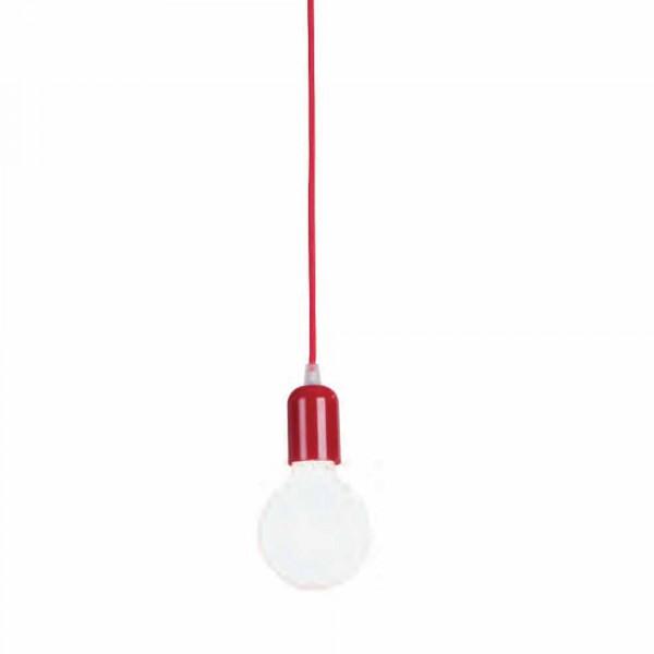 Ανάρτηση Φωτιστικού Οροφής Zambelis 14108-R Red