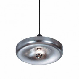 Φωτιστικό Οροφής Μονόφωτο Zambelis 1497-S Silver