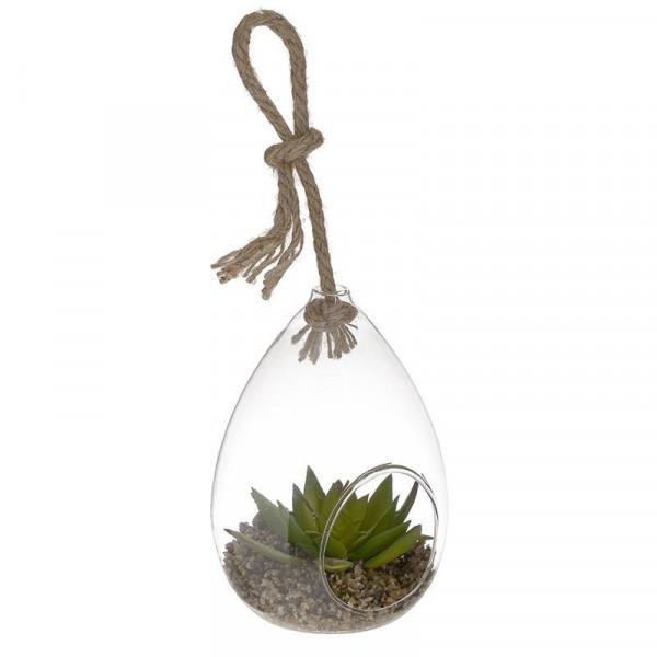 Διακοσμητικό Φυτό Σε Γυάλα InArt 3-85-890-0005