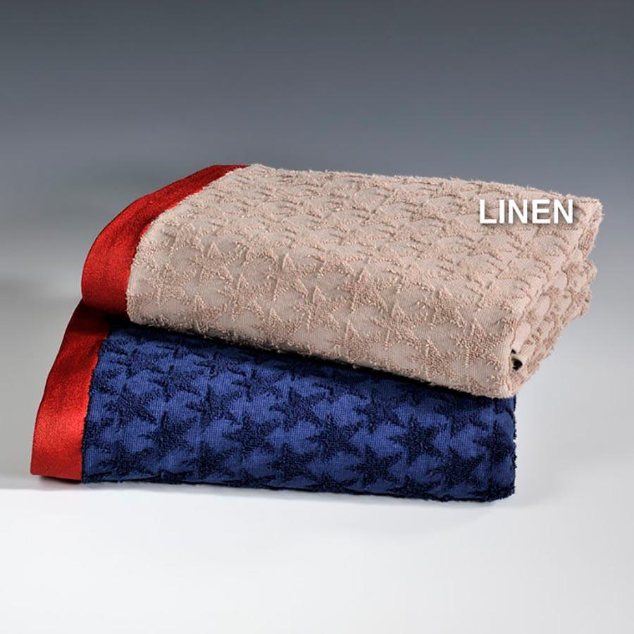 Πετσέτα Θαλάσσης Down Town Star Linen