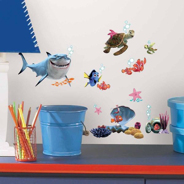 Παιδικά Αυτοκόλλητα Τοίχου RoomMates Nemo RΜΚ2059