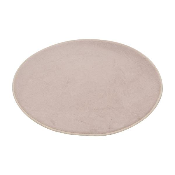 Πατάκι Μπάνιου (Φ60) Round Taupe 6GMB270TA