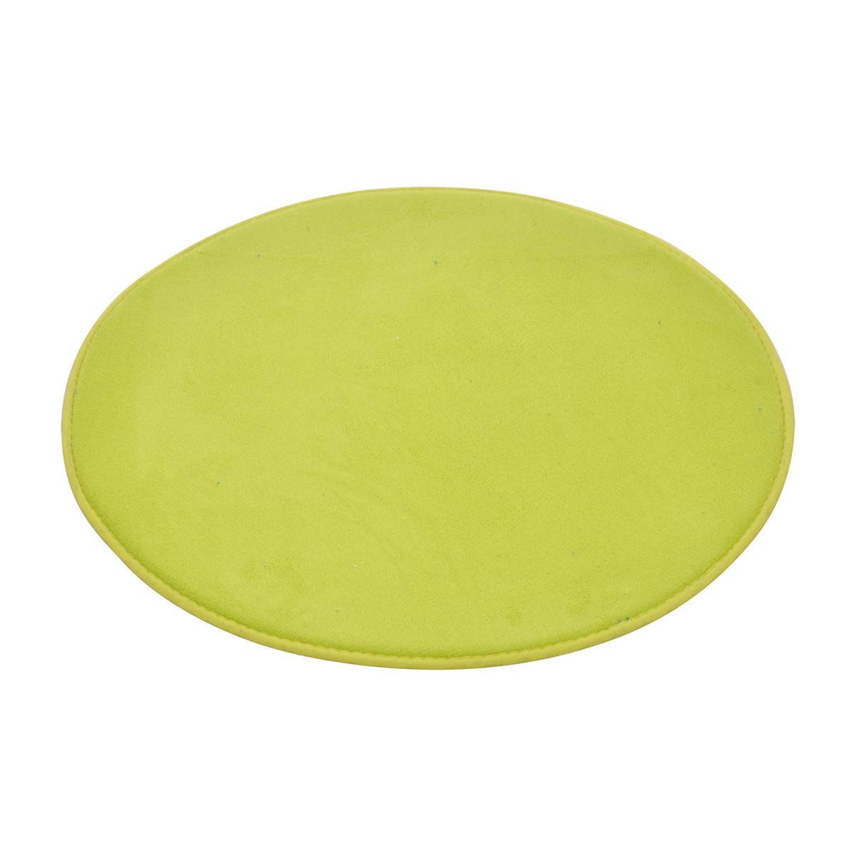 Πατάκι Μπάνιου (Φ60) Round Lime Green 6GMB270VC