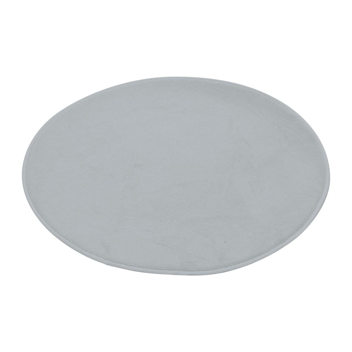Πατάκι Μπάνιου (Φ60) Round L.Grey 6GMB270GC