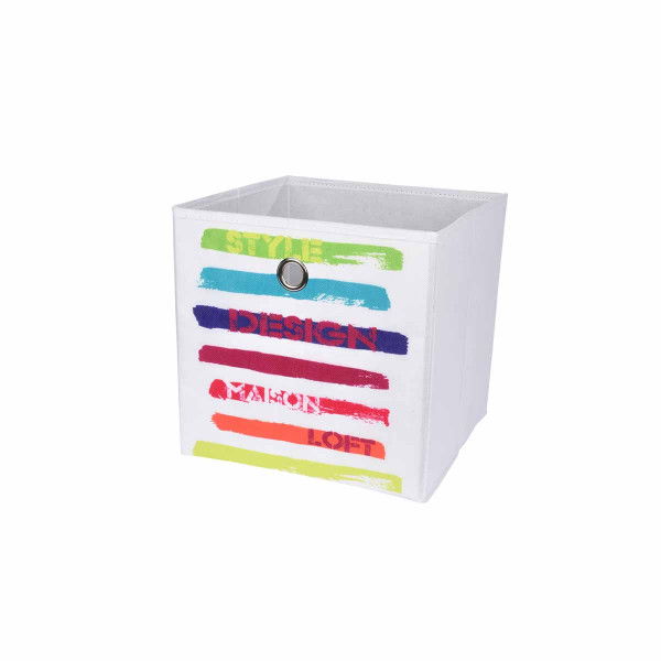 Κουτί Αποθήκευσης (12x12x12) New Life 6GMB397