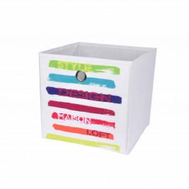 Κουτί Αποθήκευσης (26x26x26) New Life 6GMB404