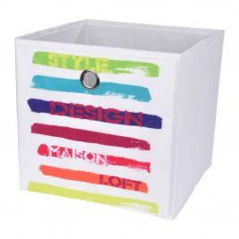 Κουτί Αποθήκευσης (31x29x31) New Life 6GMB411