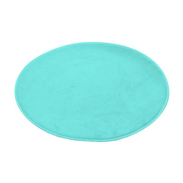 Πατάκι Μπάνιου (Φ60) L-C Round Menthe 6GMB270VM