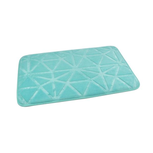 Πατάκι Μπάνιου (45x75) L-C Origami Menthe 6GMB450VM