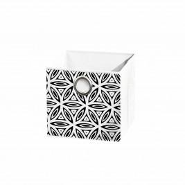Κουτί Αποθήκευσης (12x12x12) Graphic Jungle 6GMB454