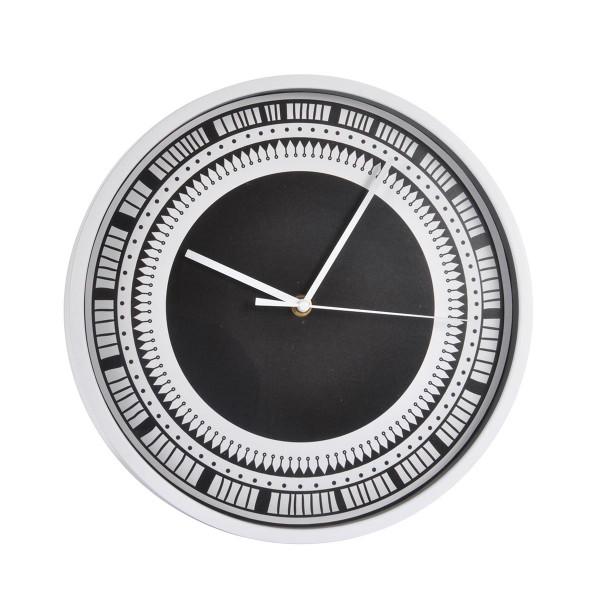 Ρολόι Τοίχου L-C Ethnic Folk Black 6HOR005NR