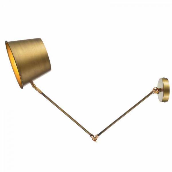 Απλίκα Τοίχου Aca KS19851WBR Bronze Matt