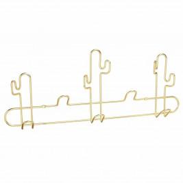 Κρεμάστρα Τοίχου 5 Θέσεων Umbra Desert Brass 1008040-104