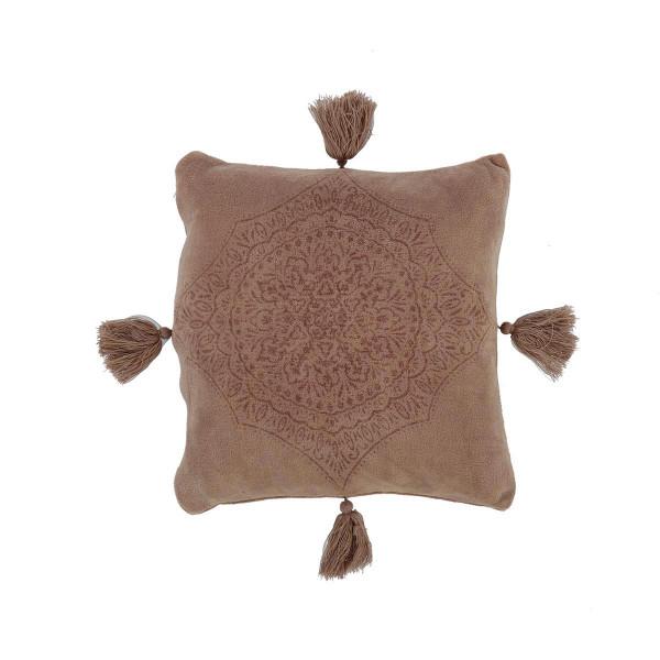 Διακοσμητικό Μαξιλάρι Fleece (45x45) Nef-Nef Ava Beige