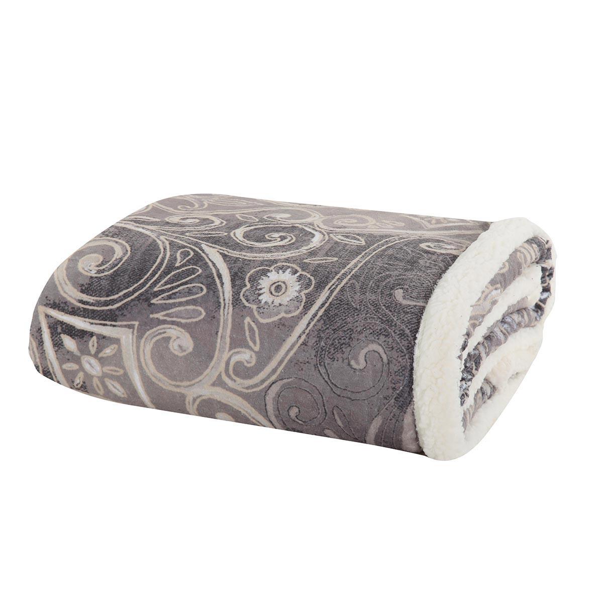 Κουβέρτα Καναπέ Nef-Nef Realta Beige