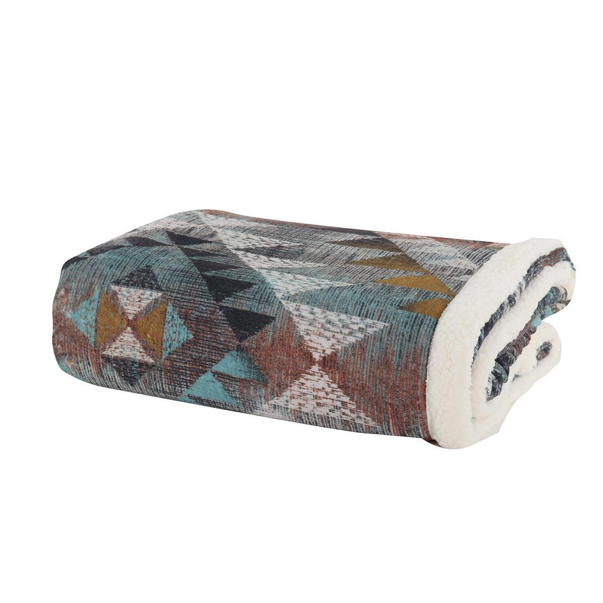 Κουβέρτα Καναπέ Nef-Nef Maya Winter Multi