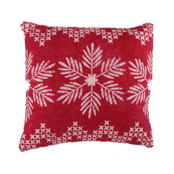 Χριστουγεννιάτικο Μαξιλάρι (45x45) Nef-Nef Greeting