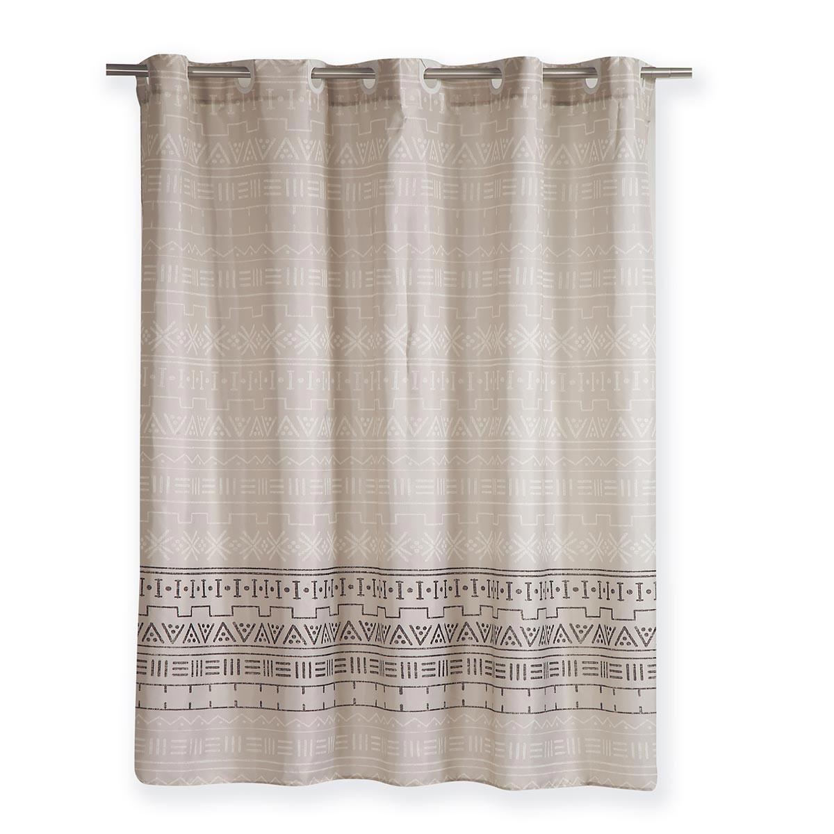 Κουρτίνα Μπάνιου (180×180) Nef-Nef Hartum Linen