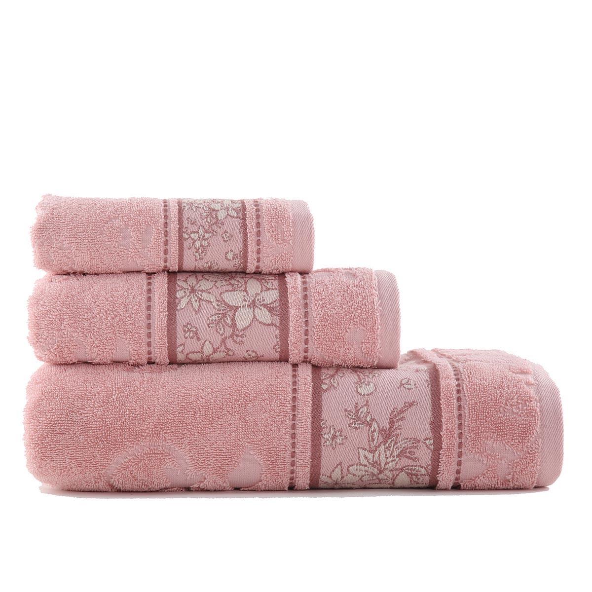 Πετσέτα Χεριών (30x50) Nef-Nef Angie English Rose