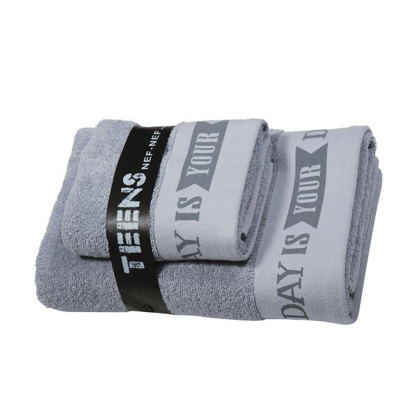 Παιδικές Πετσέτες (Σετ 2τμχ) Nef-Nef Today Is Your Day Jean