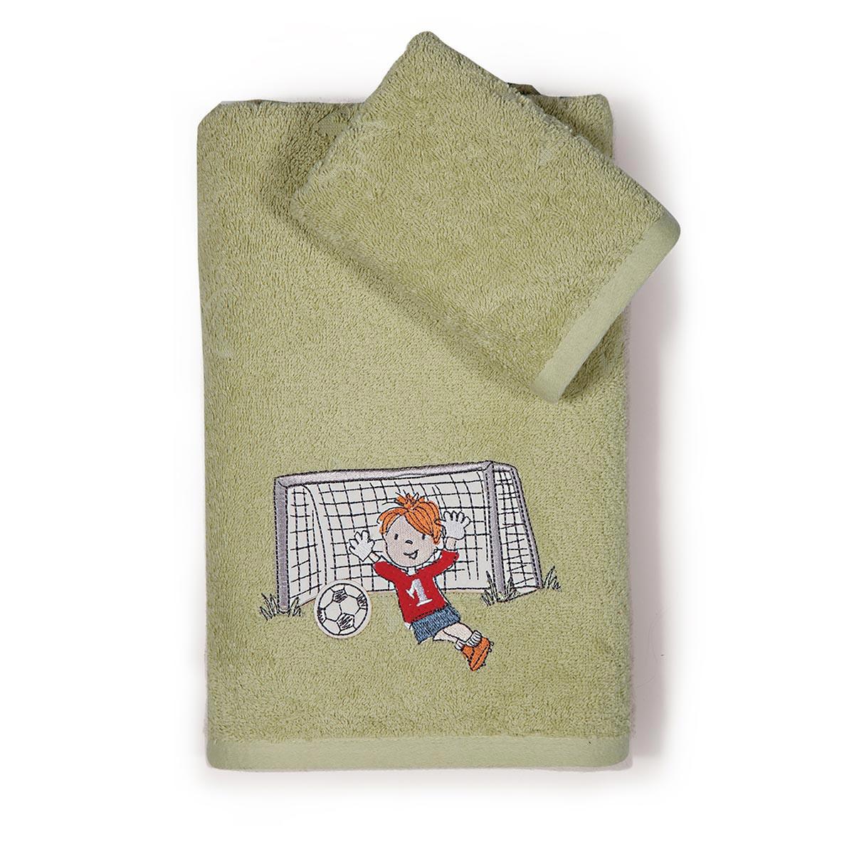 Παιδικές Πετσέτες (Σετ 2τμχ) Nef-Nef FootBall Game