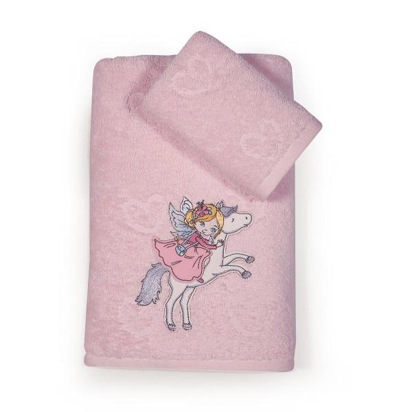 Παιδικές Πετσέτες (Σετ 2τμχ) Nef-Nef I Love My Unicorn