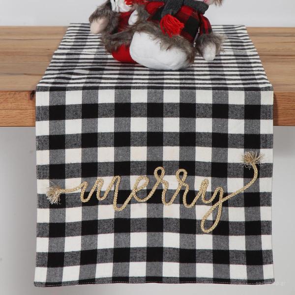 Χριστουγεννιάτικη Τραβέρσα Nef-Nef Merry