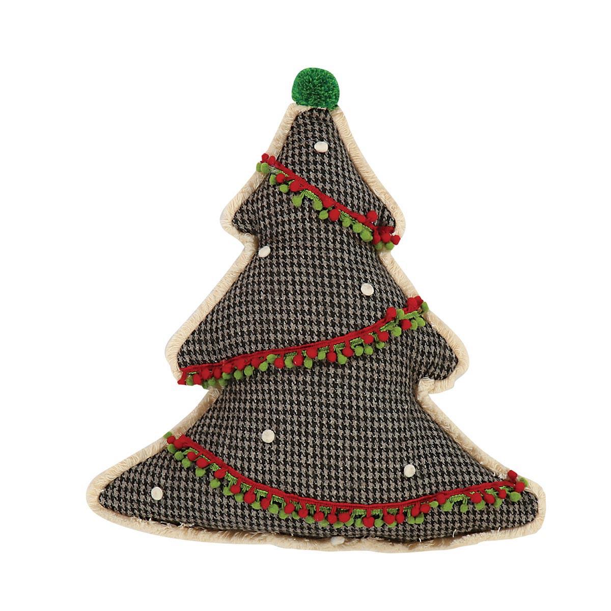 Χριστουγεννιάτικο Διακοσμητικό Μαξιλάρι Nef-Nef Tree