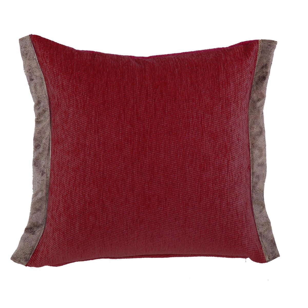 Διακοσμητικό Μαξιλάρι (45×45) Nef-Nef New Tanger Bordo/Grey