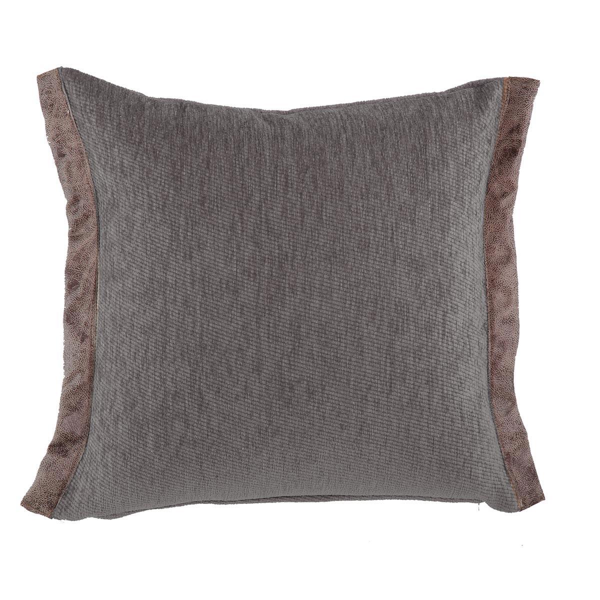 Διακοσμητικό Μαξιλάρι (45×45) Nef-Nef New Tanger D.Grey/L.Grey