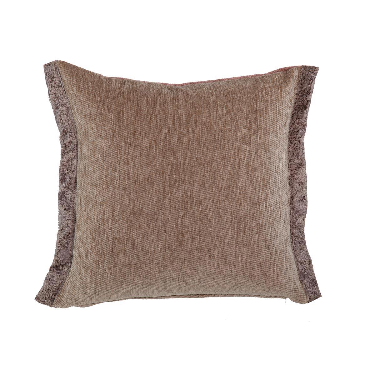 Διακοσμητικό Μαξιλάρι (45×45) Nef-Nef New Tanger Brown/Beige